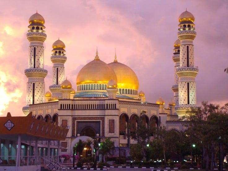 Kubah Masjid Terindah di Dunia
