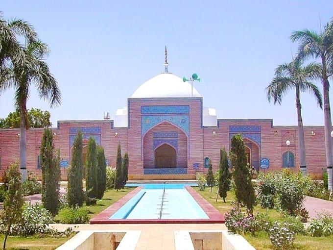 Masjid Shah Jahan, Thatta, Pakistan