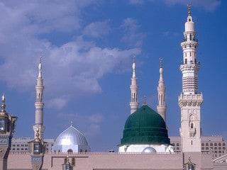 Kubah Masjid Nabawi