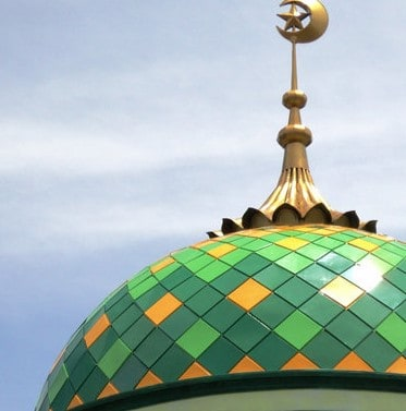 Harga Kubah Masjid Enemel