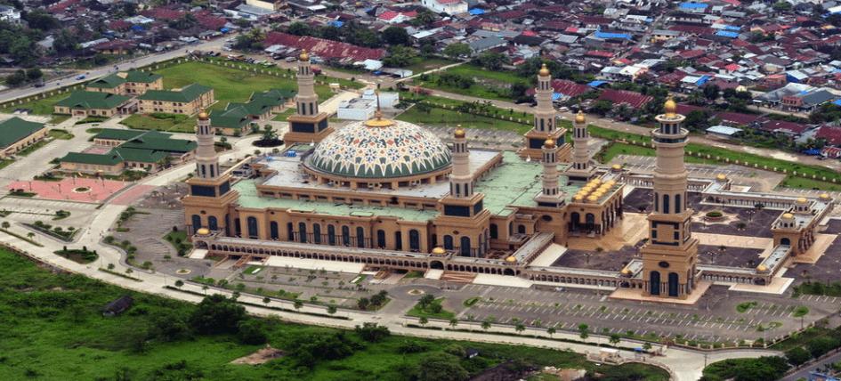 Masjid Islamic Center Samarinda, Terbesar Ke 2 Se Asia Tenggara