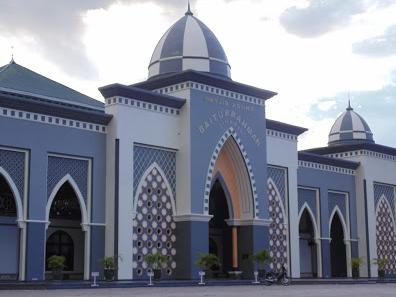 Masjid Agung Baiturrahman Limboto Gorontalo