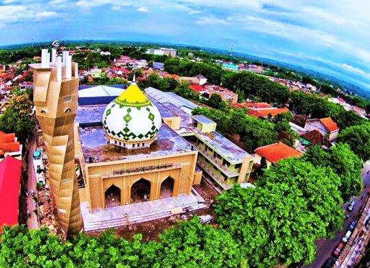 Masjid Agung Darussalam Bojonegoro