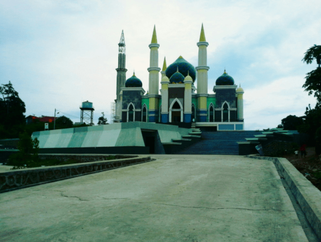 Karakteristik Masjid Agung Kota Pare Pare
