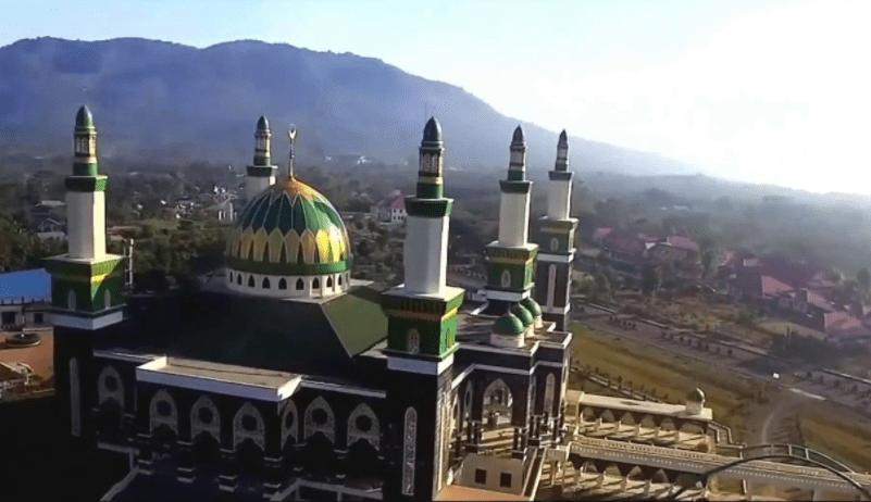 93 Gambar Gambar Masjid Lebong Terlihat Cantik