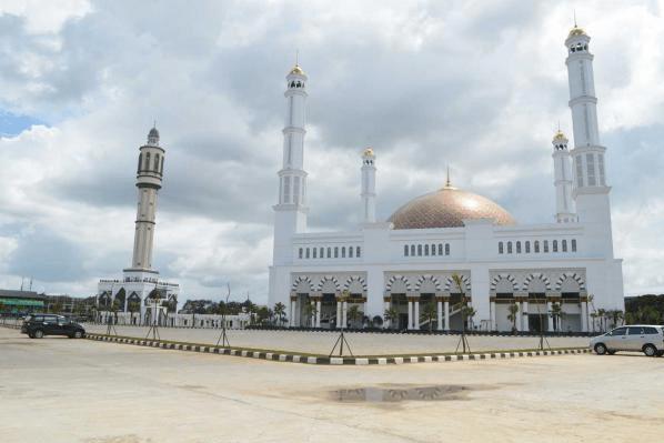 Masjid Raya Mujahidin Pontianak