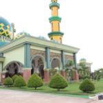 Corak Masjid Agung Kuantan Singingi