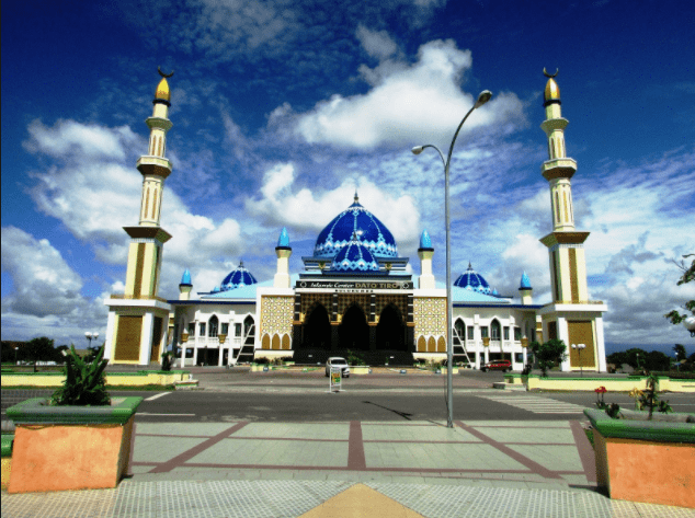 Masjid Islamic Center Dato Tiro Bulukumba