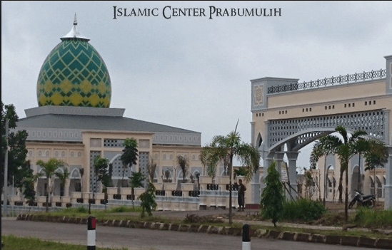 Masjid Islamic Center Kota Prabumulih