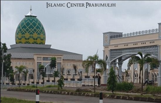 Masjid Islamic Center Kota Prabumulih