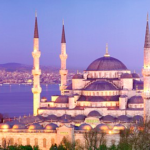 Masjid Sultan Ahmed (Masjid Biru) Istanbul