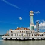 Keunikan Masjid Terapung Penang Yang Semakin Indah