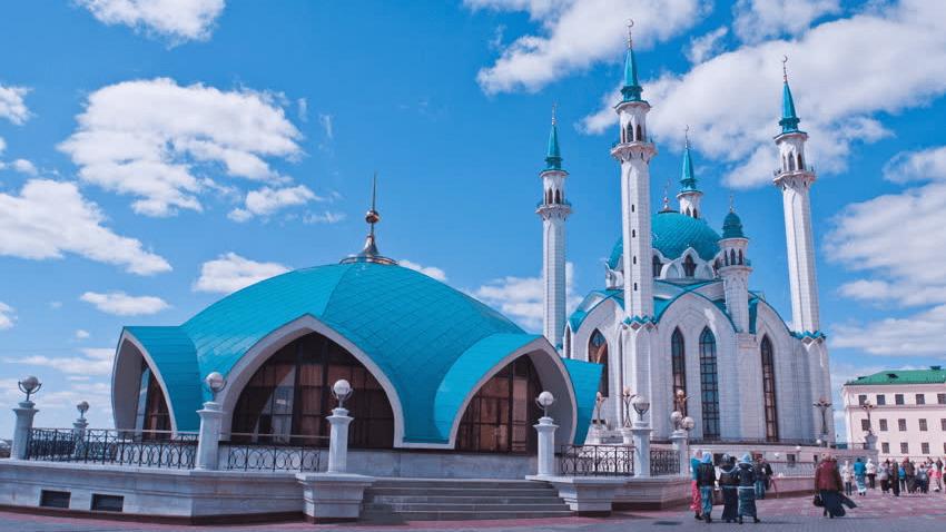 Masjid Qolsharif Rusia