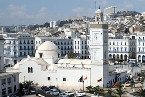 Masjid Djama'a al-Djedid di Aljir Aljazair