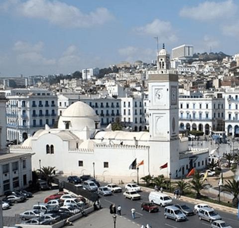 Capture Masjid Djama'a al-Djedid
