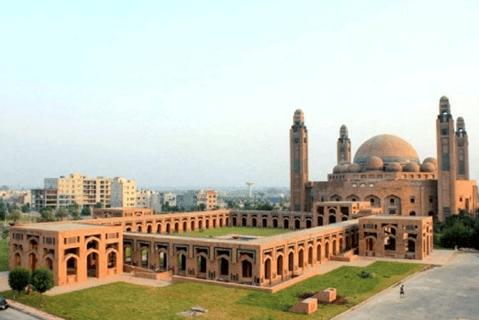 Masjid Agung Bahria – Lahore