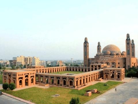 Masjid Agung Bahria