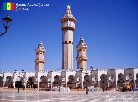 Masjid Agung Touba