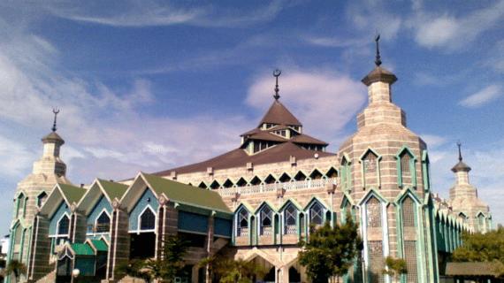 Masjid Al-Markaz Al-Islami Jenderal M. Jusuf Makassar