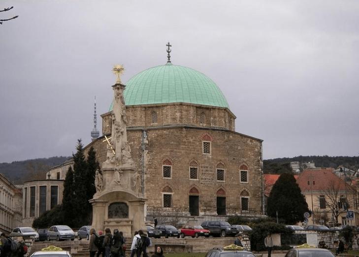 Masjid Budapest