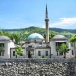 Masjid Husejnija Gradacac Bosnia