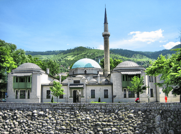 Masjid Husejnija Gradacac