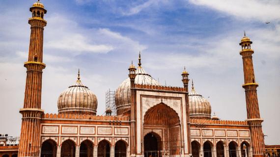 Masjid I-Jahan-Nuhma India