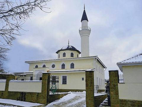 Masjid Jami Kebir Simferopol