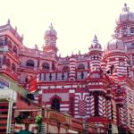 Masjid Jamiul Alfar- Red Masjid – Masjid Merah