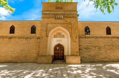 Masjid Juma Derbent