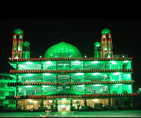 Masjid Kaca Laban