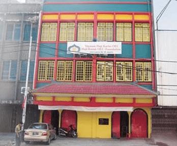 Masjid Lautze – Masjid Ruko Bergaya Tionghoa
