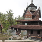 Masjid Lubuk Bauk Tanah Datar