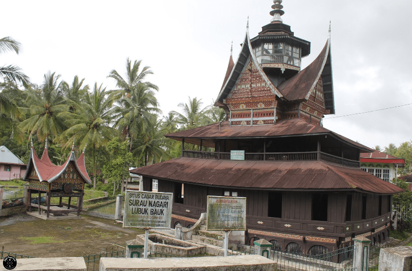 Masjid Lubuk Bauk