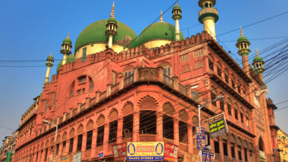 Masjid Nahkoda Kalkuta – India