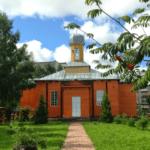 Masjid Navahrudak – Belarussia