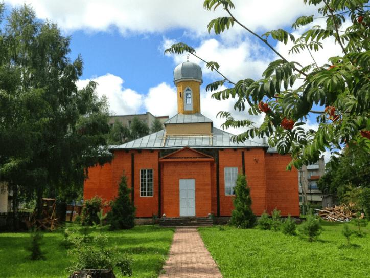 Masjid Navahrudak