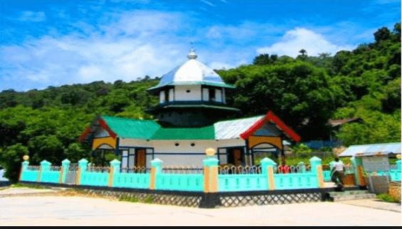 Masjid Patimburak