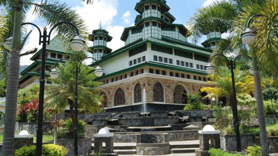 Masjid Raya Bayur – Kabupaten Agam