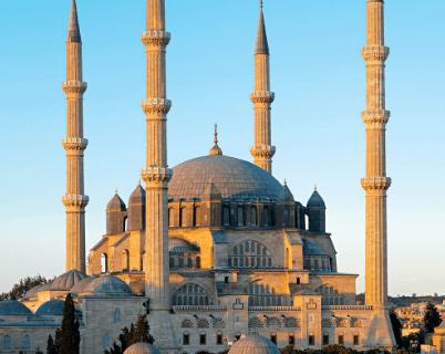 Masjid Selimiye Edirne – Turki