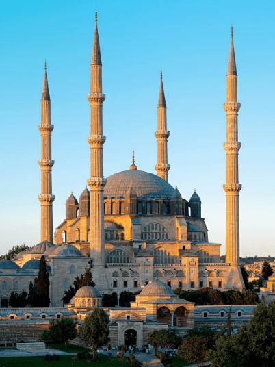 Masjid Selimiye Edirne