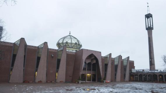Masjid Sentral Glasgow – Skotlandia
