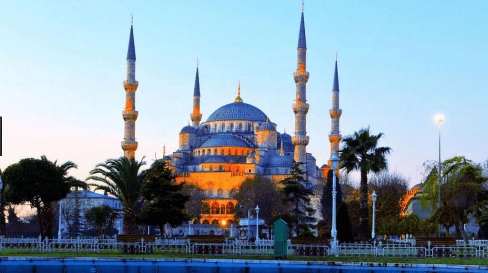 Masjid Sultan Ahmed Istanbul