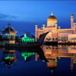 Masjid Sultan Omar Ali Saifuddien Brunei Darussalam