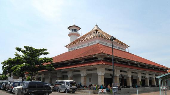 Masjid Sunan Ampel Surabaya