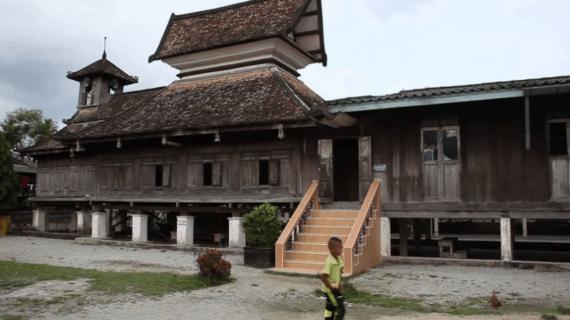 Masjid Telok Manok – Masjid Tertua di Thailand