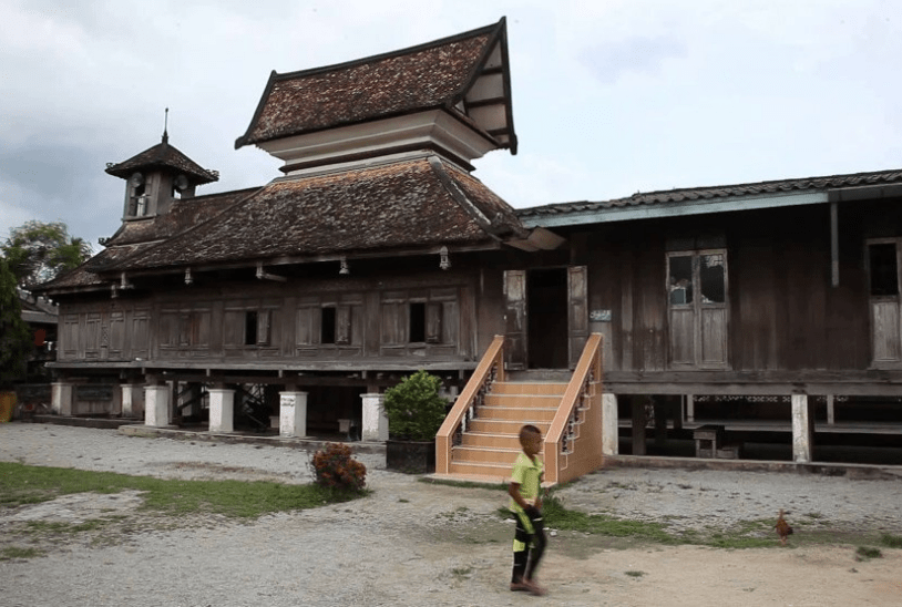 Masjid Telok Manok
