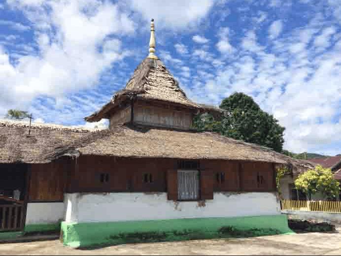 Masjid Wapauwe