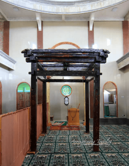 dalam Masjid Sunan Bonang