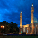 Masjid Saint Petersburg Rusia